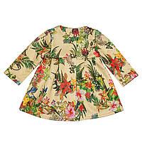 Платье Andriana Kids с красочным принтом 12,24,36 мес