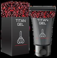 Titan Gel крем для увеличения члена (крем XXL Power Life в подарок)