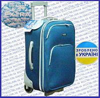 Большой дорожный чемодан на силиконовых колёсах MERCURY