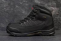 Черные зимние ботинки Ecco Proof, мужские