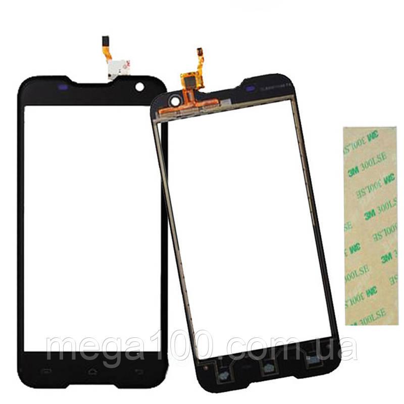 Сенсорный экран, тачскрин, верхнее стекло для смартфон BLACKVIEW BV5000