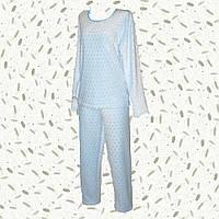 Женская пижама Незабудка