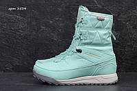 Женские спортивные ботинки Adidas Terrex, мятные