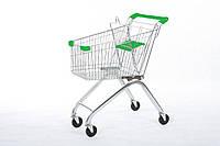 Покупательская тележка для супермаркета, ОЛАЛ ГРУПП, YRD-A80/S