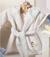 Набор в ванную комнату для младенцев Karaca Home Duck голубой