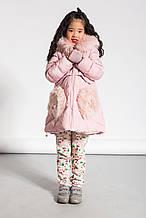 Зимняя куртка для девочки Glo-Story