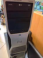 Системний блок Dell PRECISION T3500 (Intel Xeon 5520/8Gb DDR3/MB s1366/Quadro FX 3800 /HDD 160GB/DVD-RW)