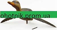 Муляж летающая утка - кряква BIRDLAND.