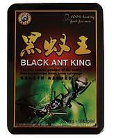 КОРОЛЕВСКИЙ ЧЕРНЫЙ МУРАВЕЙ BLACK ANT KING для потенции
