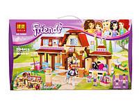 """Конструктор для девочек FRIENDS """"Клуб верховой езды"""", 594 дет."""