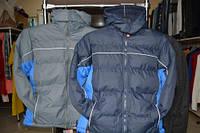 Зимняя термокуртка для мальчика 16 лет