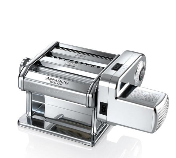 Marcato Ampia Motor 150 mm / 220 V бытовая машина для раскатки теста и изготовления лапши