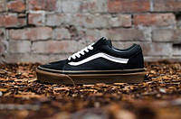 Кеды Vans Old Skool Black GUM 36-44.5 рр.