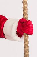 Варежки Деда Мороза Красный