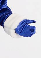 Варежки Деда Мороза Синий