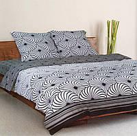 Комплект постельного белья ТЕП евро размер Илюзия, фото 1