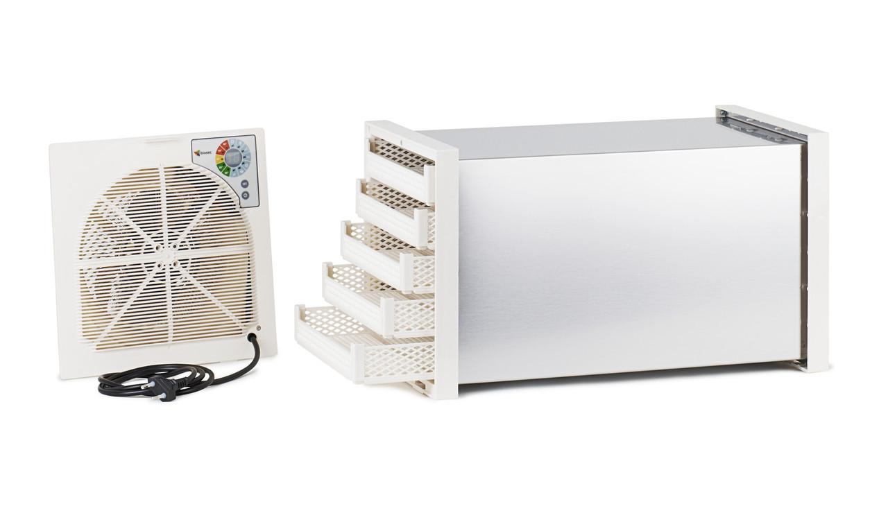 Tauro Essiccatori Silver B5-S Biosec дегидратор - сушилка электрическая для продуктов