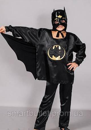 """Детский карнавальный костюм """"Супер Бетмен"""""""