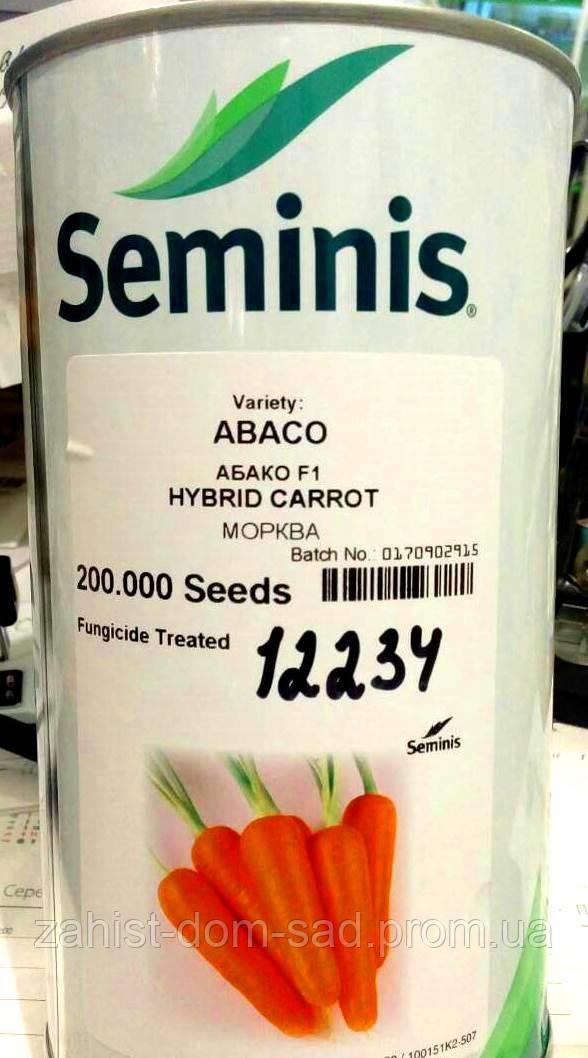 Абако F1 /Seminis, фр. 1,8-2,00, 200.000тыс. семян - ранний гибрид,