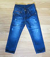 Стильные джинсы для мальчика Турция (рост 92, 104, 110, 116, 122, 128, 146, 158)