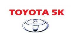 TOYOTA 5K