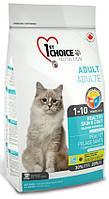 Корм для шерсти и кожи у кошек 1st Choice Adult Healthy Skin and Coat