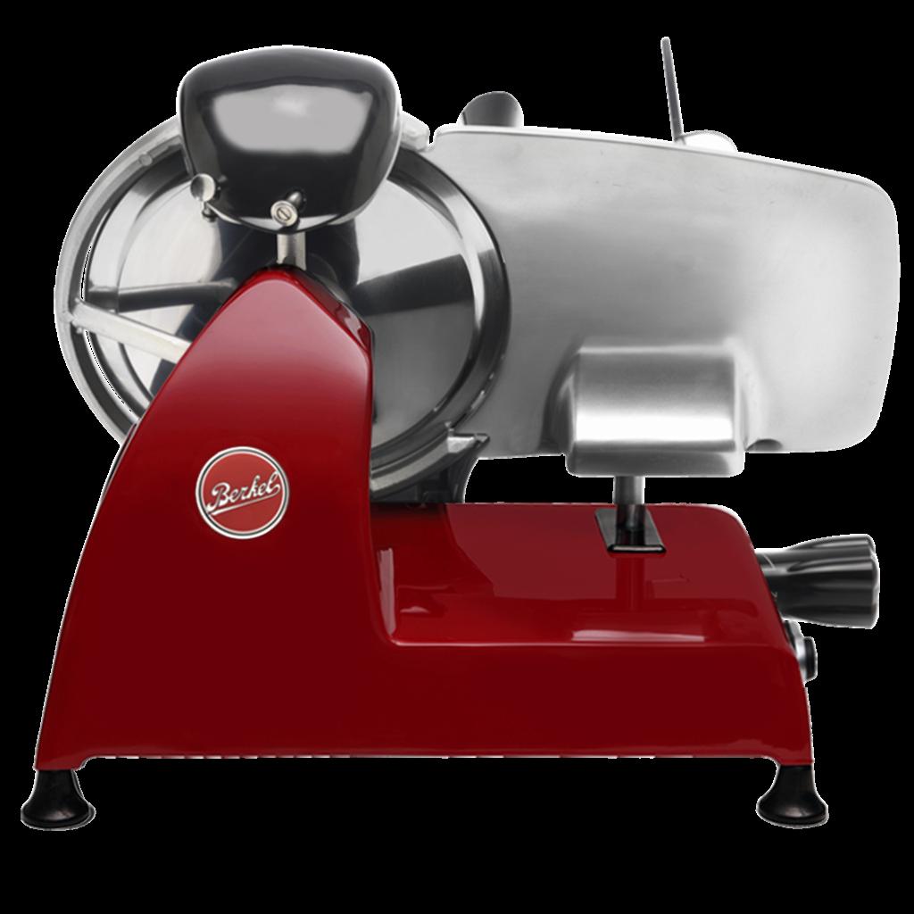 Berkel Red line 250 красный слайсер - ломтерезка
