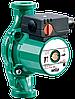 """Циркуляционный насос WILO 25/4 0.048кВт Hmax4м Qmax66л/мин Ø1½"""" 180мм для системы отопления (874204)"""