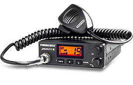 Радиостанция CB President JIMMY II ASC   (Автомобильная 27 МГЦ)