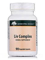 Liv Complex, 90 Vegetable Capsules, фото 1