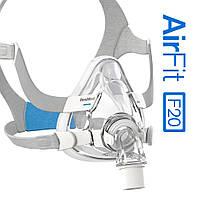 Сипап маска носо-ротовая AirFit F20
