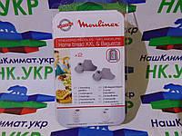 Лопатка (2шт) для хлебопечки OW5000, OW6000 Moulinex XA900110
