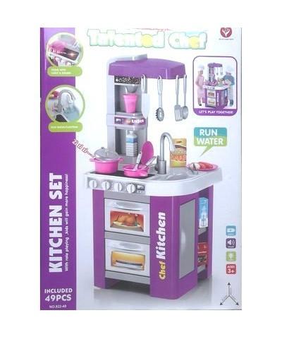 "Дитяча кухня ""Талановитий шеф-кухар"" Kitchen Chef 922-49"
