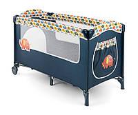 Детский манеж-кровать Milly Mally Mirage Elephant