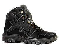 Зимові чоловічі спортивні черевики в стилі Nike (ПБ-71п)