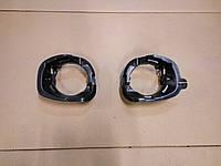 Рамки противотуманных фар Renault Duster
