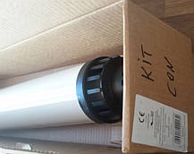 Коаксиальный дымоход «Roda» d 60/100 мм KITCONC00 (для газового котла), фото 3