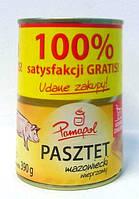 Паштет свинной Pamapol Pasztet z drobiem 390 гр
