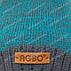 Комплект шапка с помпоном и шарф для мальчика, р. 44-46, подкладка флис, 1406, фото 2