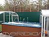 Раздвижные павильоны и накрытия для бассейнов, фото 6