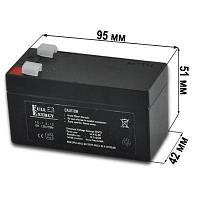 Аккумулятор - Full Energy FE-1.2-12