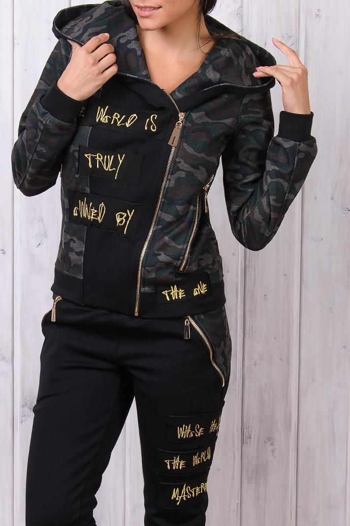 be7dc393d7a Модные женские Турецкий стильный тёплый спортивный костюм женский ...