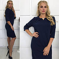 Платье женское батал ВНЕ806