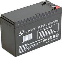 Аккумулятор Luxeon LX1270E 7Ah