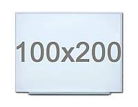 Доска магнитно-маркерная в пластиковой раме 100х200 Тетрис