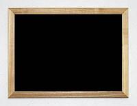 Доска меловая в широкой деревянной раме (ясень) 100x1500 Тетрис