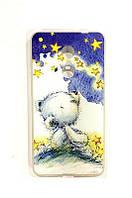 Чехол Unipa Fashion Case Xiaomi Redmi 4x Teddy White V1