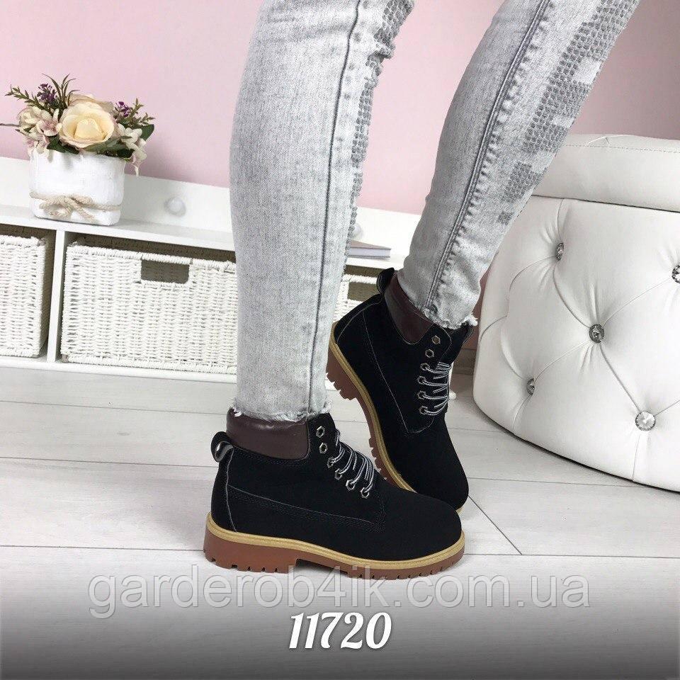 Жіночі черевики Timberland осінні 41 р.
