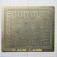 Трафарет Intel 17-620M