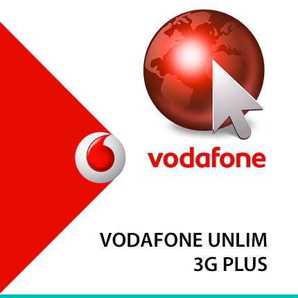 Vodafone Unlim 3G Plus, фото 2